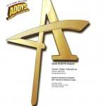 2011 Gold ADDY (Sanford Gala 2011)